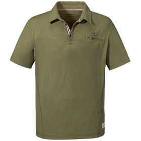 Schöffel Kochel1 - T-shirt manches courtes Homme - olive